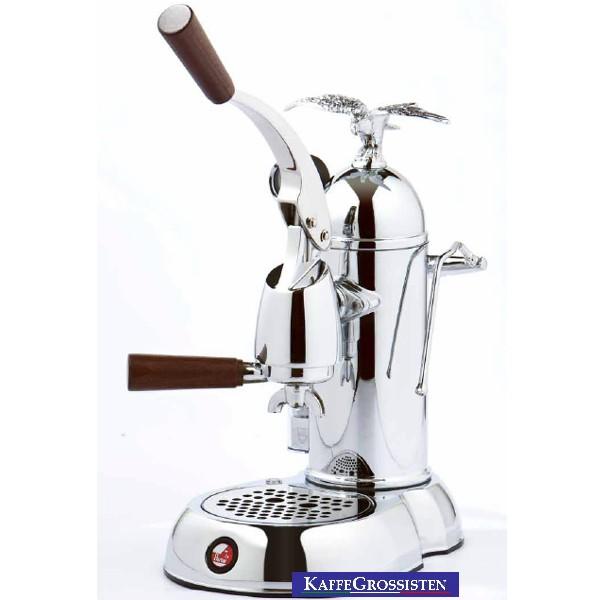 la pavoni stradivari gran romantica sgr kaffemaskin. Black Bedroom Furniture Sets. Home Design Ideas